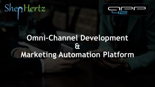 Gaming Marketing Automation And Multiplayer Game Development