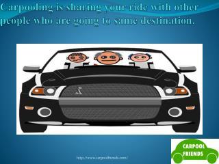 Carpoolfriends india| Ridesharing register free | Carpoolfriends.com