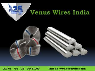 Venus wires India-Application of stainless steel Products