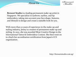 Eyebrow Embroidery - Browartstudio