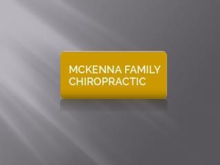 Pelham Chiropractor - McKenna Family Chiropractic