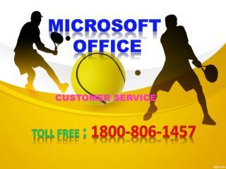 Microsoft Office Setup2013 Customer Support | 1-800-806-1457