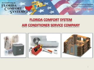 The Best Air Conditioning Repair in Florida