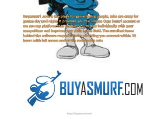 Csgo Smurf Accounts | Buy Csgo Smurfs