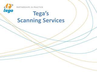 Tega's Scanning Services