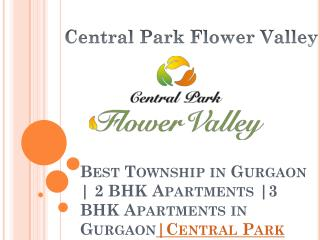 Township in Gurgaon | Central Park