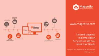 Tailored Magento Implementation Services