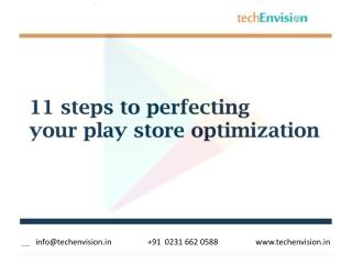 play store optimization
