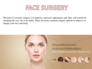 Face Surgeon : Facelift, Lip, Necklift, Nose, Rhinoplasty Surgery in Delhi, INDIA