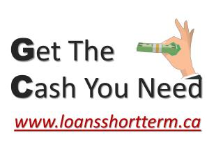 No Credit Check Cash Loans Get The Right Way For Financial Aid In Emergency
