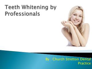 Teeth Whitening Shrewsbury