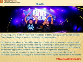event management firms in india