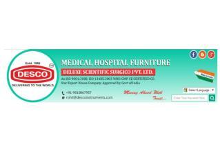 Hospital Electric Bed Manufacturer India | DESCO