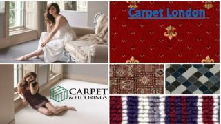 Broad Range of Carpets in London