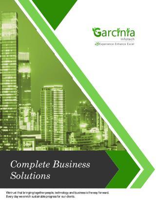 Garcinia Infotech | Web design & Web development In Chennai Logo Designing In Chennai | brochure designing In Chennai