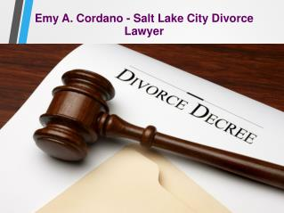 Divorce Lawyer Salt Lake City | Child Custody Attorney, Utah