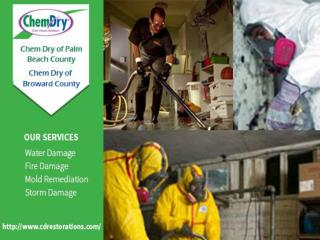 Water Damage restoration Boca Raton