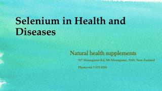 tasmanhealth.co.nz | NOW Foods Selenium 100 mcg