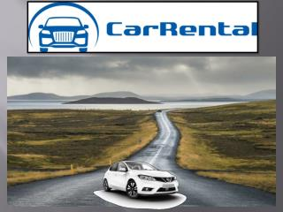 Iceland car rental defender