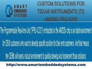 Modem for HART- Smartembeddedsystems.com- Industrial automation devices- ARM System design and services- Hart device