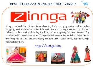 Lehengas Online | Buy Lehengas Online | Buy Designer Lehenga Choli