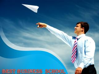 Best Business Schools in Pune