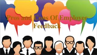 Pros And Cons Of Employee Feedback