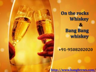Premium Indian Whisky  | Indian liquor