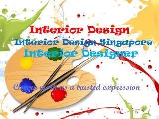 Interior Design |Interior Designer