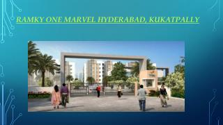 Ramky One Marvel Hyderabad