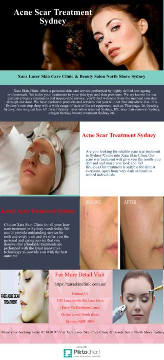 Looking for Best Acne Scar Treatment Sydney