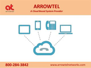 Arrowtel - Cloud Based System Provider