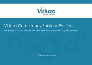 Software Development   Virtuzo Consultancy Services