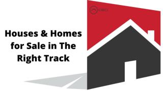 Houses & Homes for Sale in The Right Track