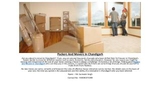 Top 10 Trusted And Tested Packers And Movers - AllCityMovers