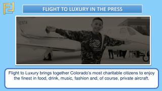 A Night to Remember | Flight to Luxury