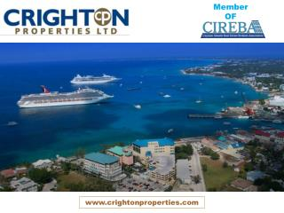 Commercial Real Estate for Sale in the Cayman Islands at a Prime Location