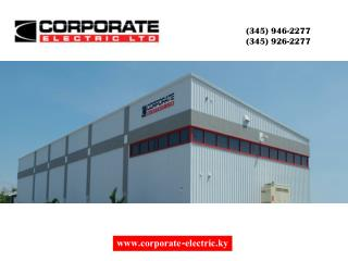 Highest Standards Among Electrical Contractors in Cayman Guaranteed!