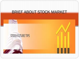 Information on stock market tips