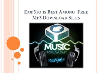 Now You Can Get Free Songs Downloads By Just Single Click