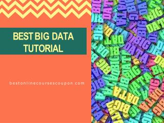 Best Big Data Courses
