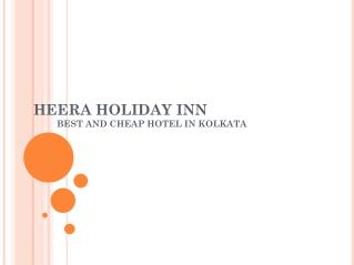Best and cheap hotel in Kolkata