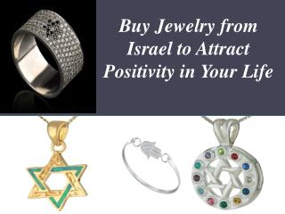Luxurious Jewish Judaica jewelry in Israel