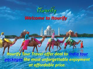 India tours packages and Holidays Tour Packages in India