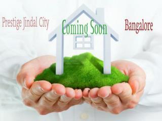Prestige Jindal City | Bangalore Pre launch