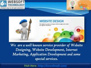 Website Designing Services USA