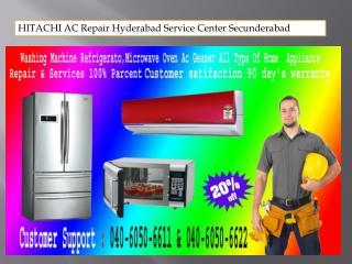 HITACHI AC Repair Hyderabad Service Center Secunderabad