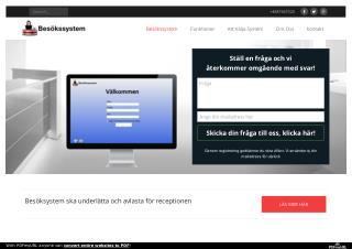 Visit System - Room Reservation Visitor System