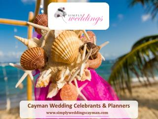 Plan Your Cayman Wedding With Us & Make Your Ceremony Memorable!