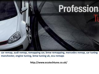 ECU Remaps | Engine Tuning | Audi, BMW, Mercedes Remapping | Car Tuning Manchester | BMW Tuning UK - ECU Tech Tune, UK